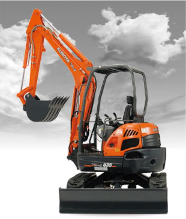 Where to find EXCAVATOR, MINI 7,800 LB in Santa Barbara