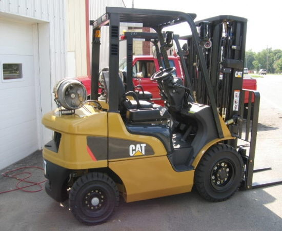 Where to find FORKLIFT, 3,000LB PROPANE in Santa Barbara