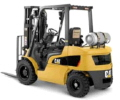 Rental store for FORKLIFT 5,000LB., PROPANE in Santa Barbara CA