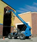 Rental store for FORKLIFT, 8K TELESCOPIC GENIE GTH 844 in Santa Barbara CA