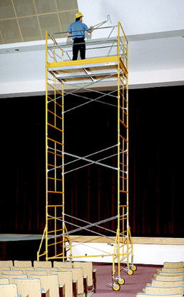 Where to find SCAFFOLD TOWER, 15 H in Santa Barbara