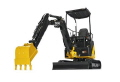Where to rent EXCAVATOR, MINI-MINI 3,800 LB in Santa Barbara CA