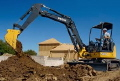 Where to rent EXCAVATOR, MINI 11,000 LB in Santa Barbara CA