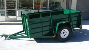 Where to find TRAILER, 5 X 8 UTILITY in Santa Barbara